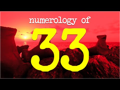Numerology Number 33: Secrets Of Life Path 33!