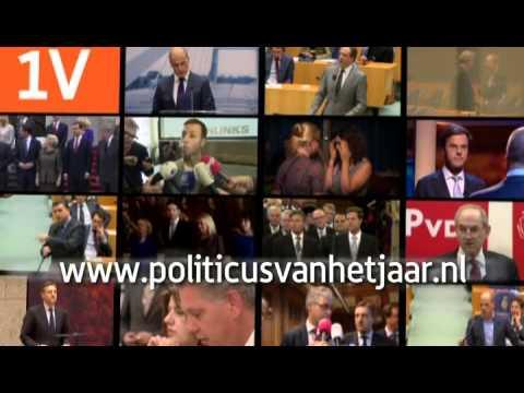 Verkiezing politicus van het Jaar (EenVandaag)