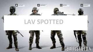 Battlefield 4 Russian Voiceovers