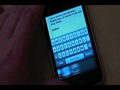 iPhone OS 4 Multitasking review video