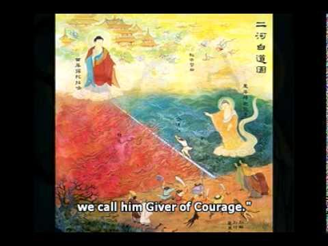 Phẩm Quán Thế Âm Bồ Tát Phổ Môn - đọc - có hình minh họa