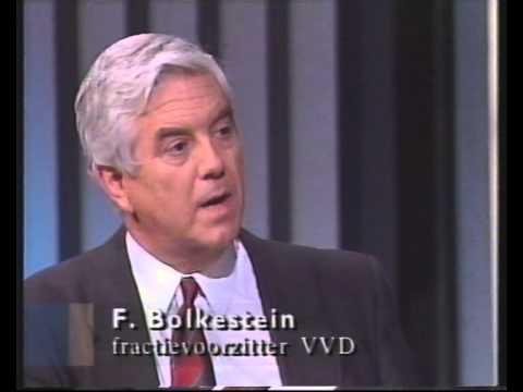 Bolkestein over het minderhedendebat