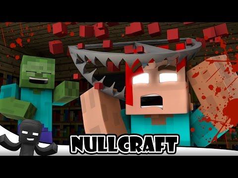 Monster School DEATH TRAPS - Spider Life 1 - NullCraft Minecraft Animations