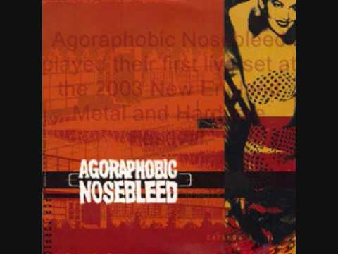 Agoraphobic Nosebleed-Pcp Torpedo (Album)