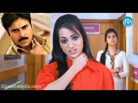 Reshma Imitates Pawan Kalyan Mass Dialogues video