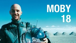 Watch Moby Sleep Alone video