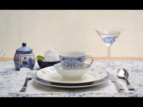 فن تزيين المائدة - 37 مطبخ منال العالم