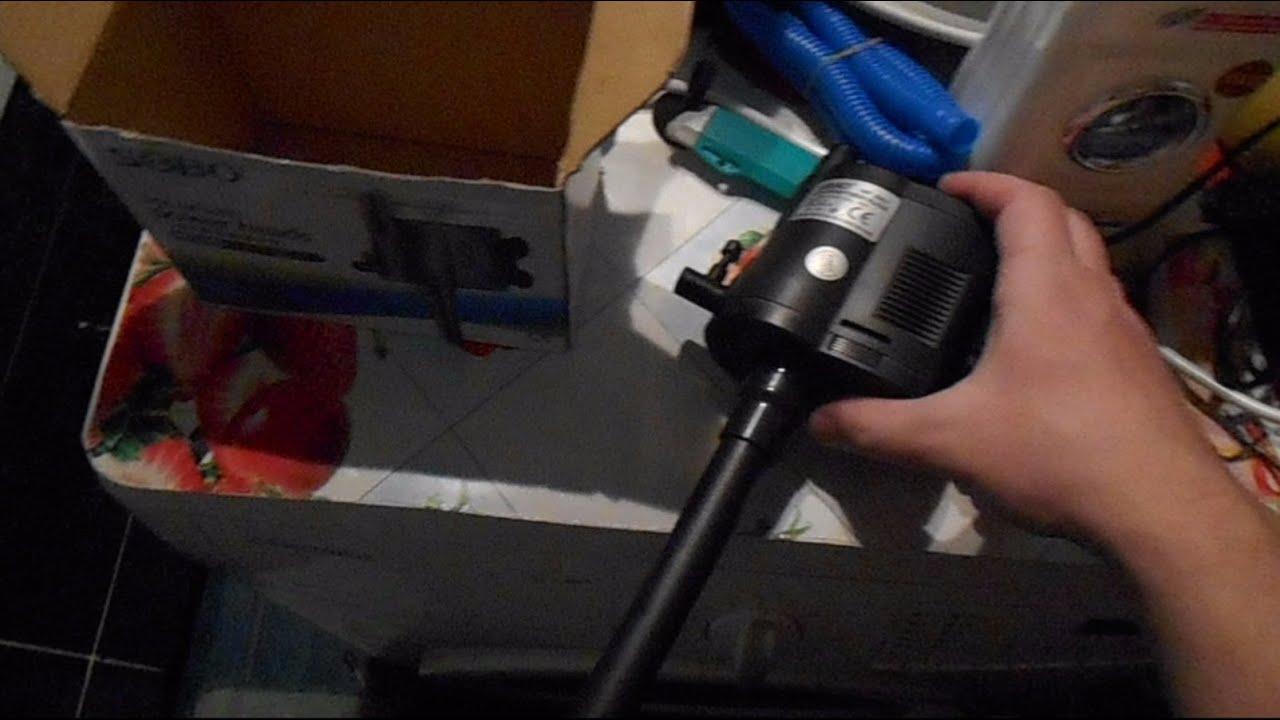 Делаем простые аквариумные фильтры своими руками 7
