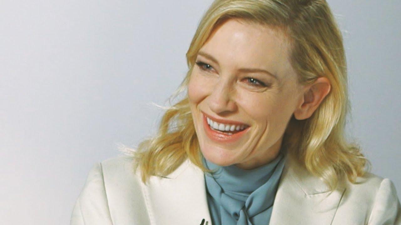 Actors on Actors: Cate Blanchett and Ian McKellen