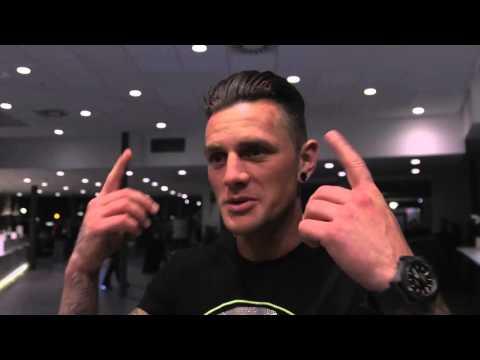 GLORY 29 COPENHAGEN: Nieky Holzken post-fight interview