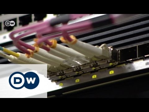 Lagging Behind - Germany's Need for Expanded Fiber-Optic Networks | Made in Germany
