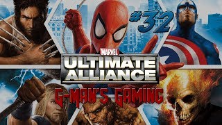 G-Man's Gaming - Marvel Ultimate Alliance Part 32 - Confronting Fury