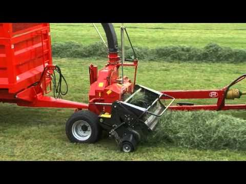 LELY STORM PULL TYPE CHOPPER