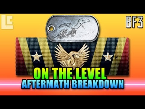 On The Level - Aftermath Breakdown With Luetin (Battlefield 3 Gameplay/Commentary)