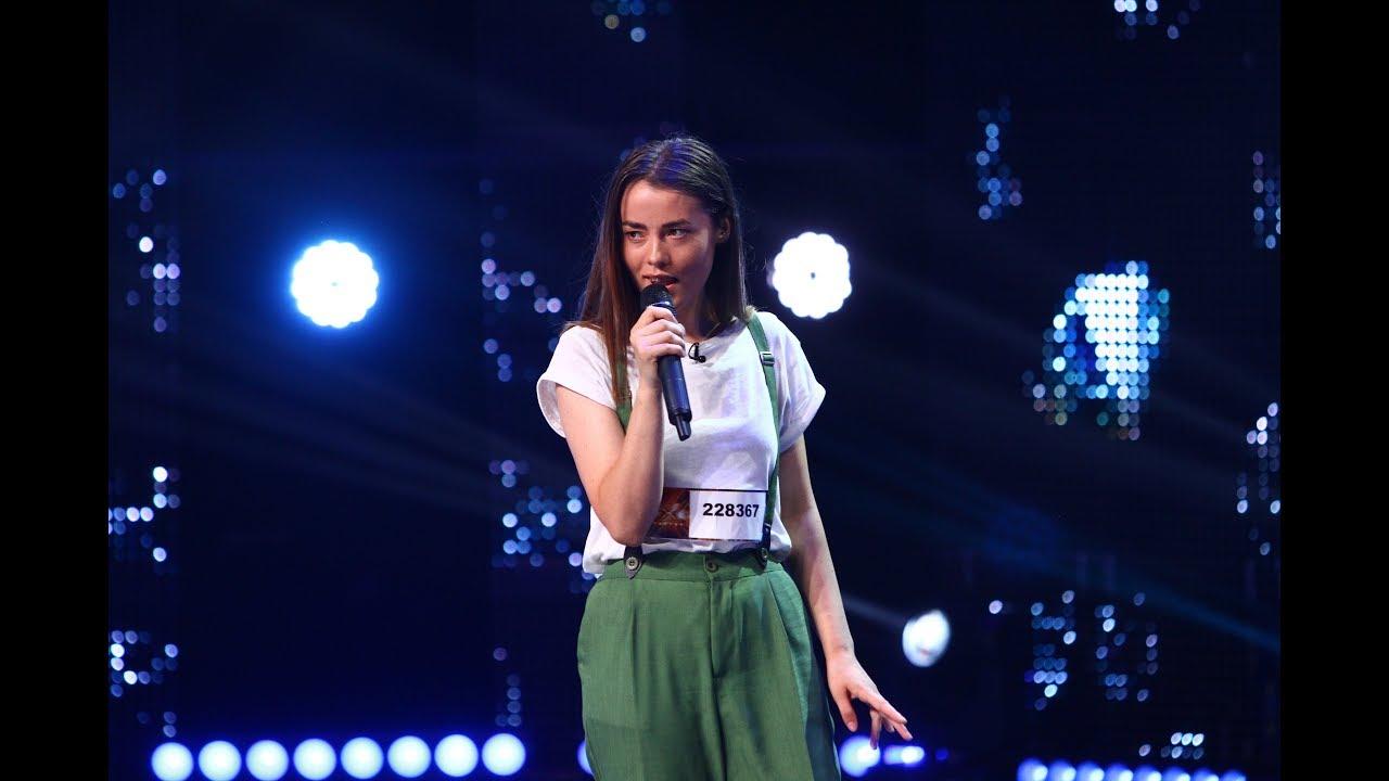 "Tori Kelly - ""Hollow"". Vezi interpretarea Melaniei Bejan la X Factor"