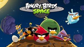 Dibujos Animados para Niños - Angry Birds en el Espacio