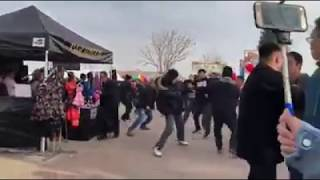 FRESNO HMONG NEW YEAR FIGHT 2018