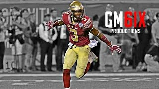 II Hardest Hitting Safety In The Nation II Official Derwin James Highlights