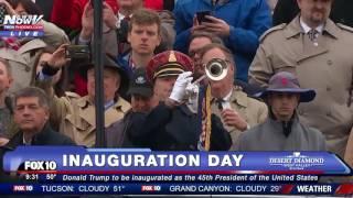 FULL EVENT: Donald Trump Presidential Inauguration - January 20, 2017