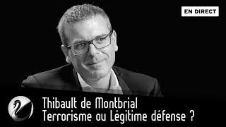 Terrorisme ou Légitime défense ? Thibault de Montbrial [EN DIRECT]
