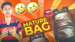 Mature Bag Boy | The Viral Tik Tok Mature Bag Meme | Roasting Guru