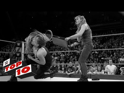 Top 10 Raw moments: WWE Top 10, November 12, 2018 thumbnail