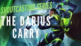 DARIUS TOP LANE GAMEPLAY | SHOUTCAST COMMENTARY | LEAGUE OF LEGENDS | TRUE NORTH KOALA