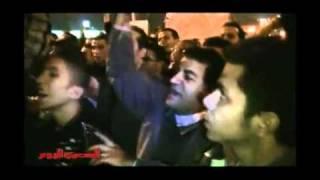 Video mostrando las protestas y problemas de Egipto de quienes piden la dimisión de Mubarak
