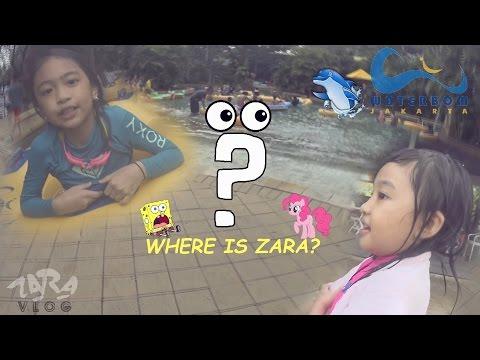 ZARA GET LOST IN WATERBOM JAKARTA