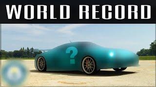 NEW 0-100 WORLD RECORD | Forza Horizon 4 | Forza Science #5