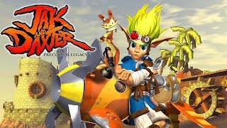Jak and Daxter The Precursor