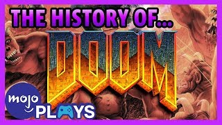 History of DOOM - The Franchise That Defined the First Person Shooter