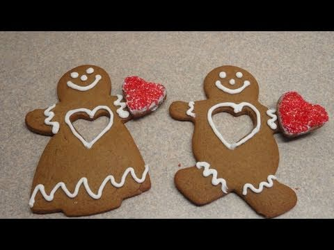 Gingerbread Man/Woman/People Cookies