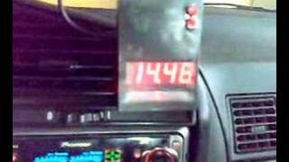 318is turbo  test SMT6 fuel rpm&map senzor,without motronic
