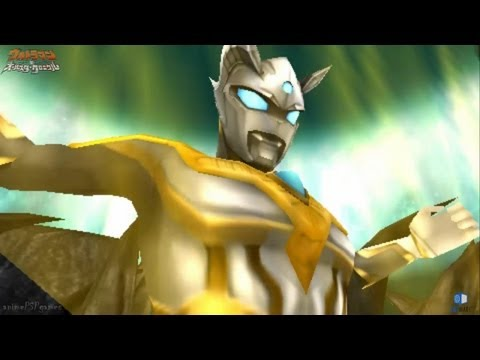 Ultraman All Star Chronicle Story THE END 29 - 30 ★Play PSP ウルトラマンオールスタークロニクル