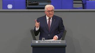 Steinmeier zum 9. November Licht und Schatten deutscher Geschichte