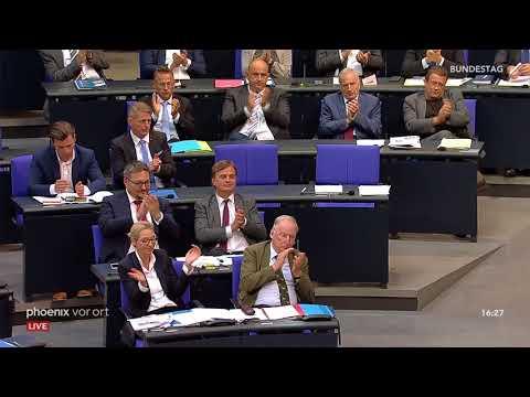 Bundestagsdebatte zum Etat für Ernährung und Landwirtschaft am 11.09.18