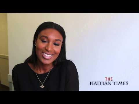 Miss Universe Haiti Christie Desir