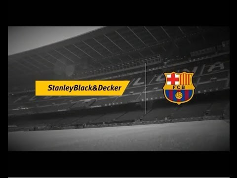 Stanley Black & Decker Launches a New Global Relationship with FC Barcelona