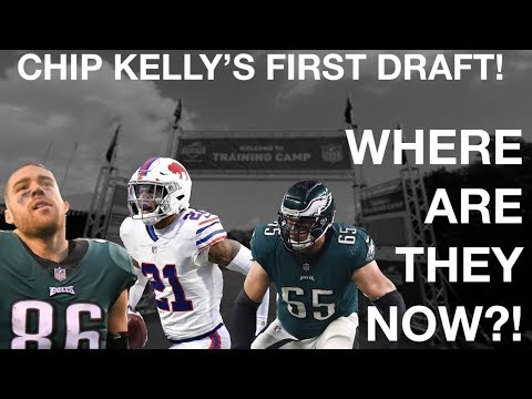 WHERE ARE THEY NOW?! EAGLES 2013 DRAFT CLASS
