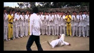 Бои Брюс Ли. Fights of Bruce Lee