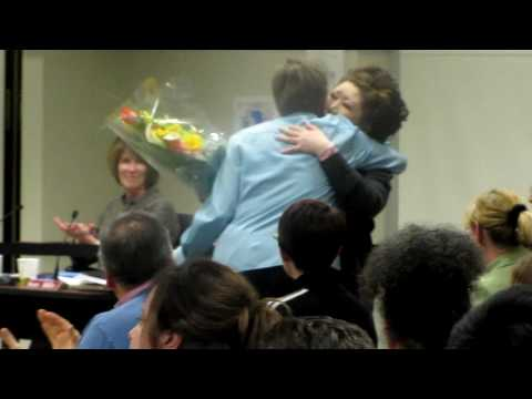 At the School Board meeting last night (3/18/10), the SCUSD Adult Education ...