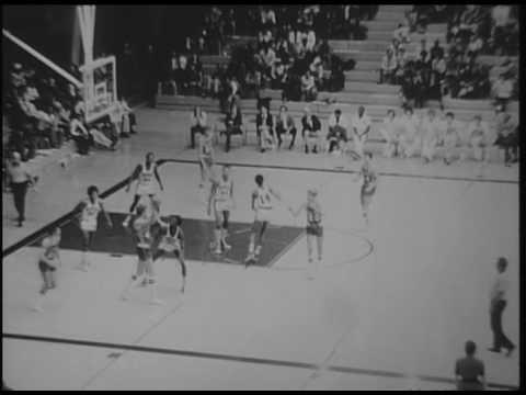 Ball State University Cardinals vs. Northern Illinois University Huskies men's basketball, 1975