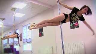 Discipline à découvrir : la pole dance, loin des clichés