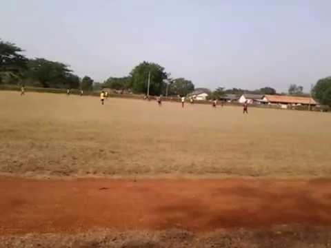 FC Dortmund Academy Ghana U14 vrs Volta Heroes U14 first video
