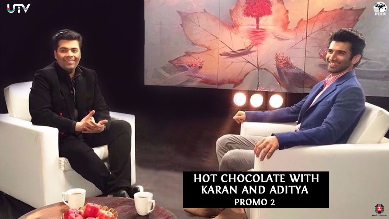 Hot Chocolate with Karan and Aditya | Promo 2 | Fitoor | In Cinemas Tomorrow