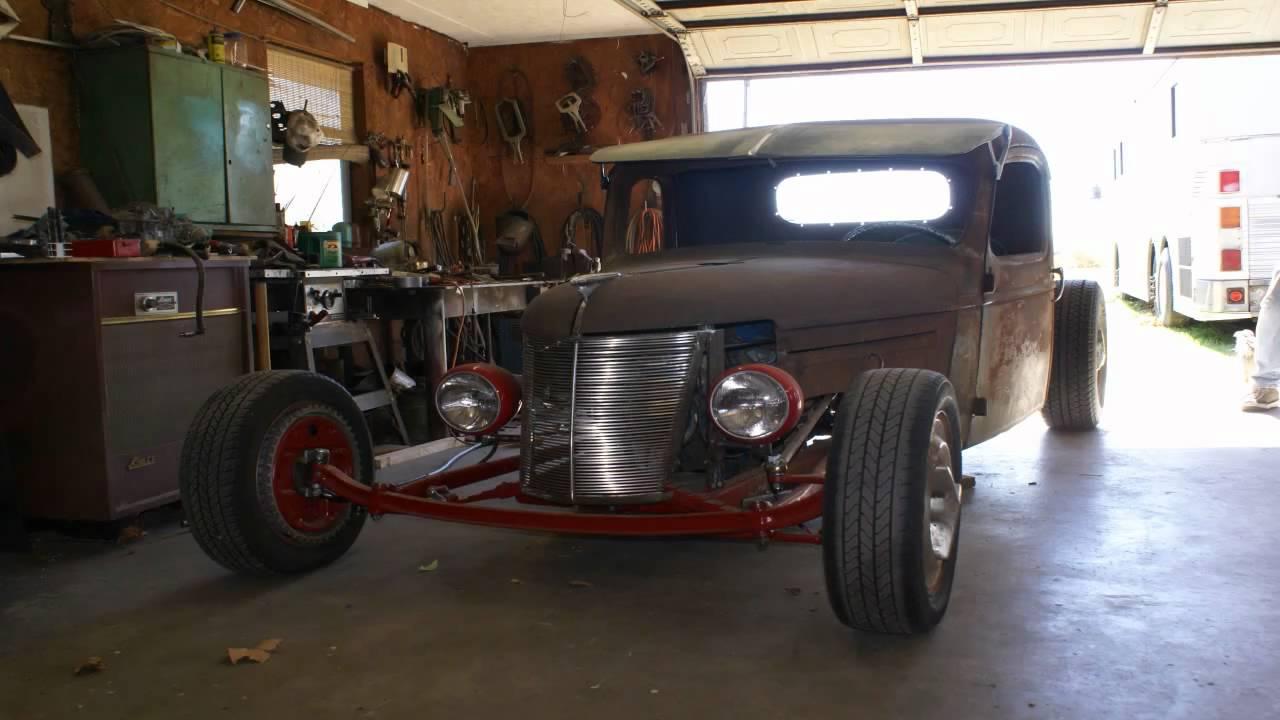 1940 Chevy Truck >> rat rod 1940 chevy - YouTube