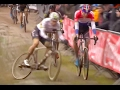 Wout van Aert Has Some Bike Handling Skills?  Or a motor?