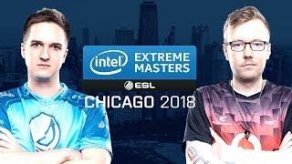 CS:GO - Luminosity vs. mousesports [Cache] Map 1 - Group B LB r3 - IEM Chicago 2018