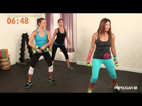 At-home Zumba Workout: Get Fit While Gettin' Down video